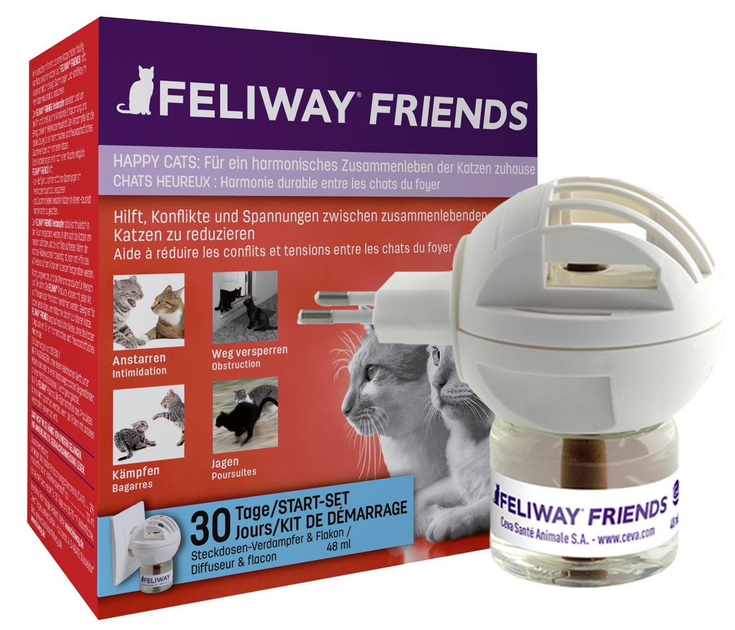 Feliway Friends Starter Set