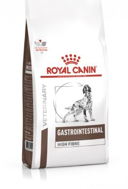 Royal Canin GASTROINTESTINAL HIGH FIBRE 14 kg (Hund)