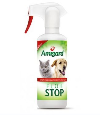 "Amigard Umgebungsspray ""Floh-Stop"""