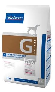 Virbac Veterinary HPM Dog Gastro 1 7 kg