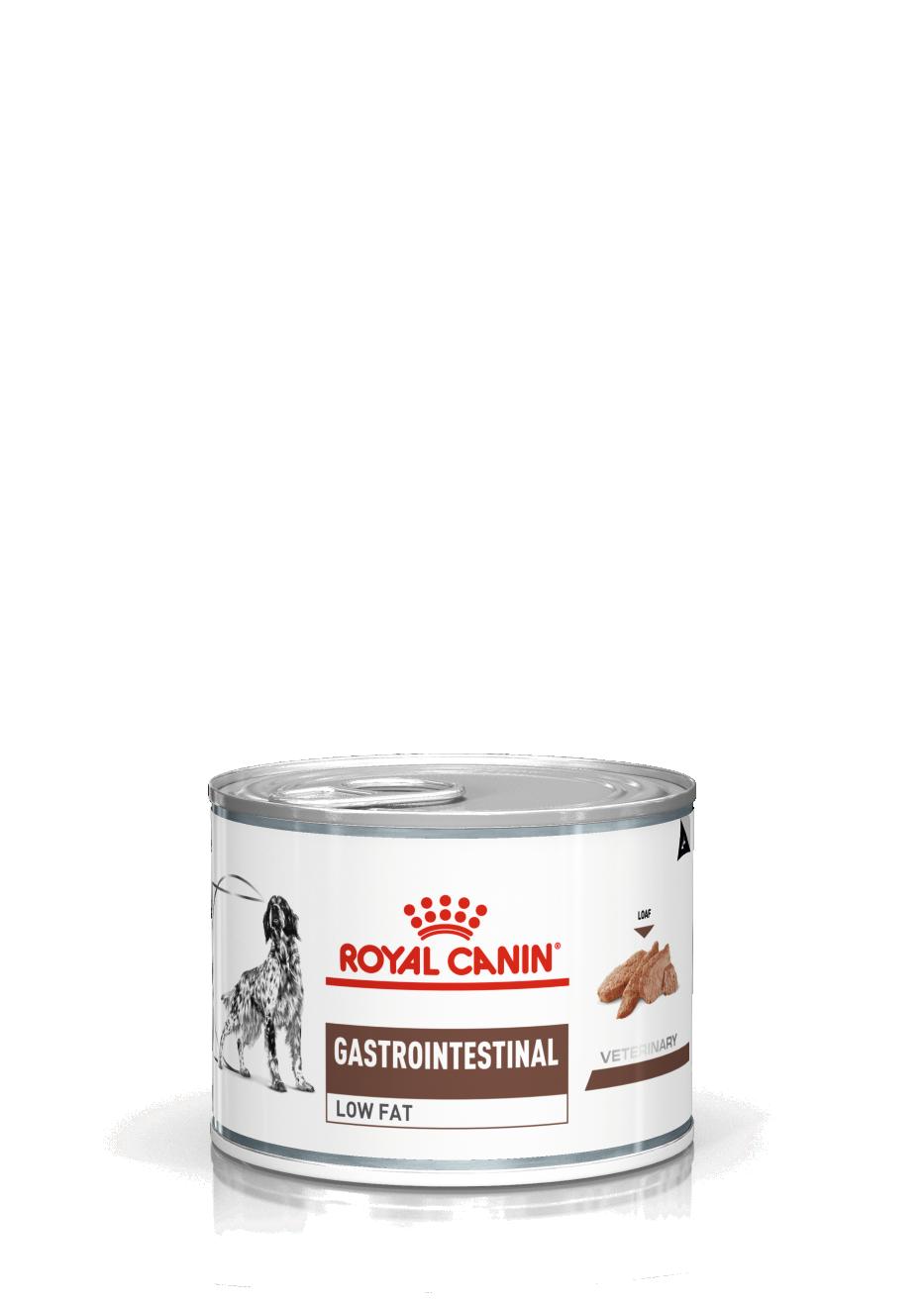 Royal Canin Gastrointestinal Low Fat Mousse 12 Dosen je 200g
