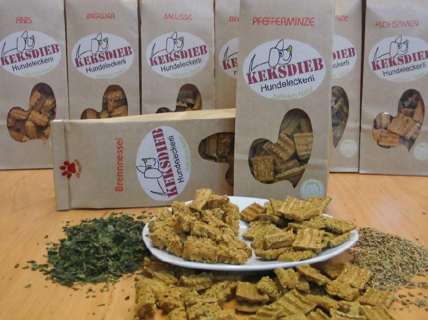 Keksdieb -Glutenfrei und ohne Ei-