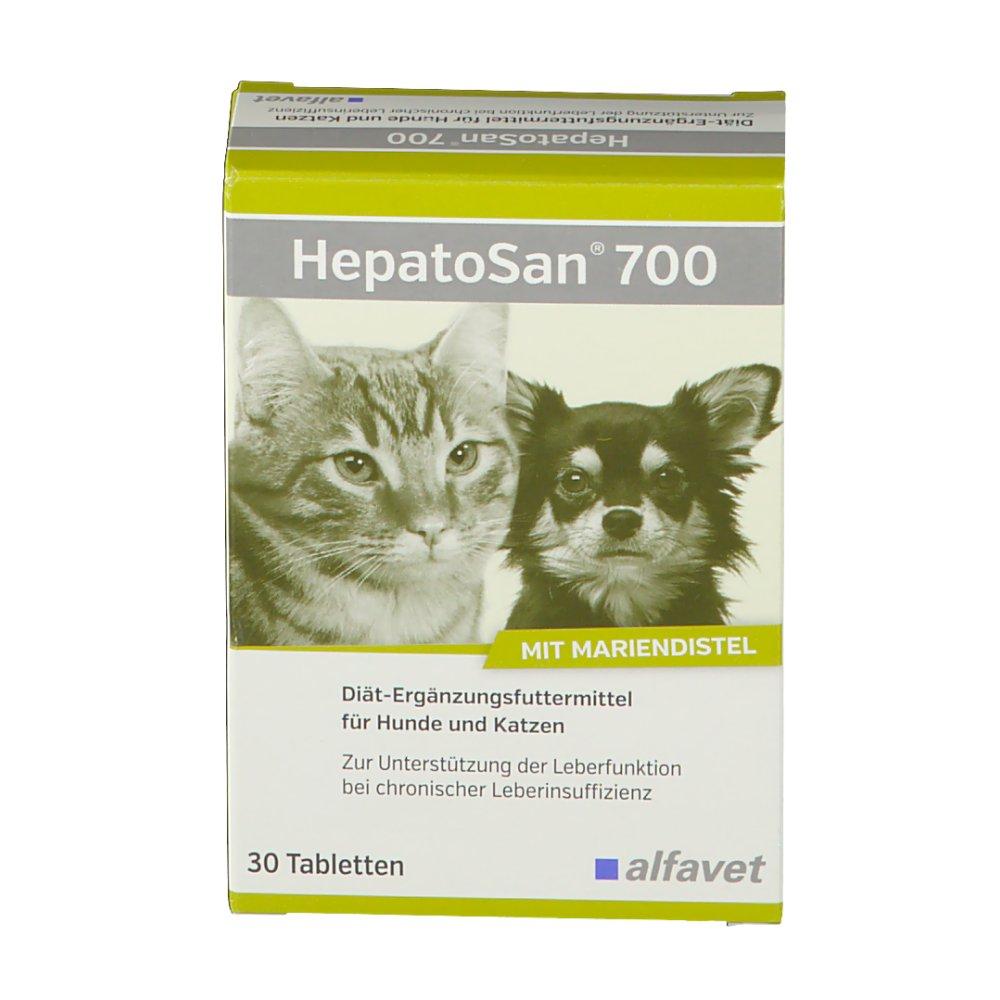 HepatoSan 700 - 30 Tabletten