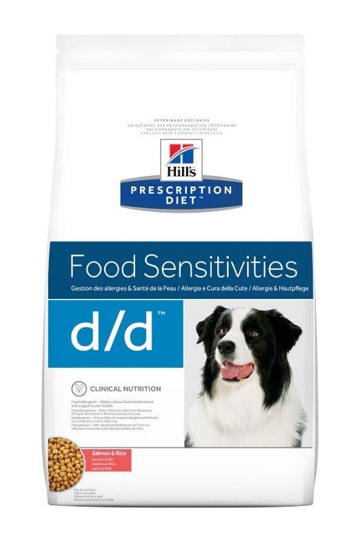 Hills Canine d/d Trockenfutter mit Lachs und Reis 5 kg (Hund)