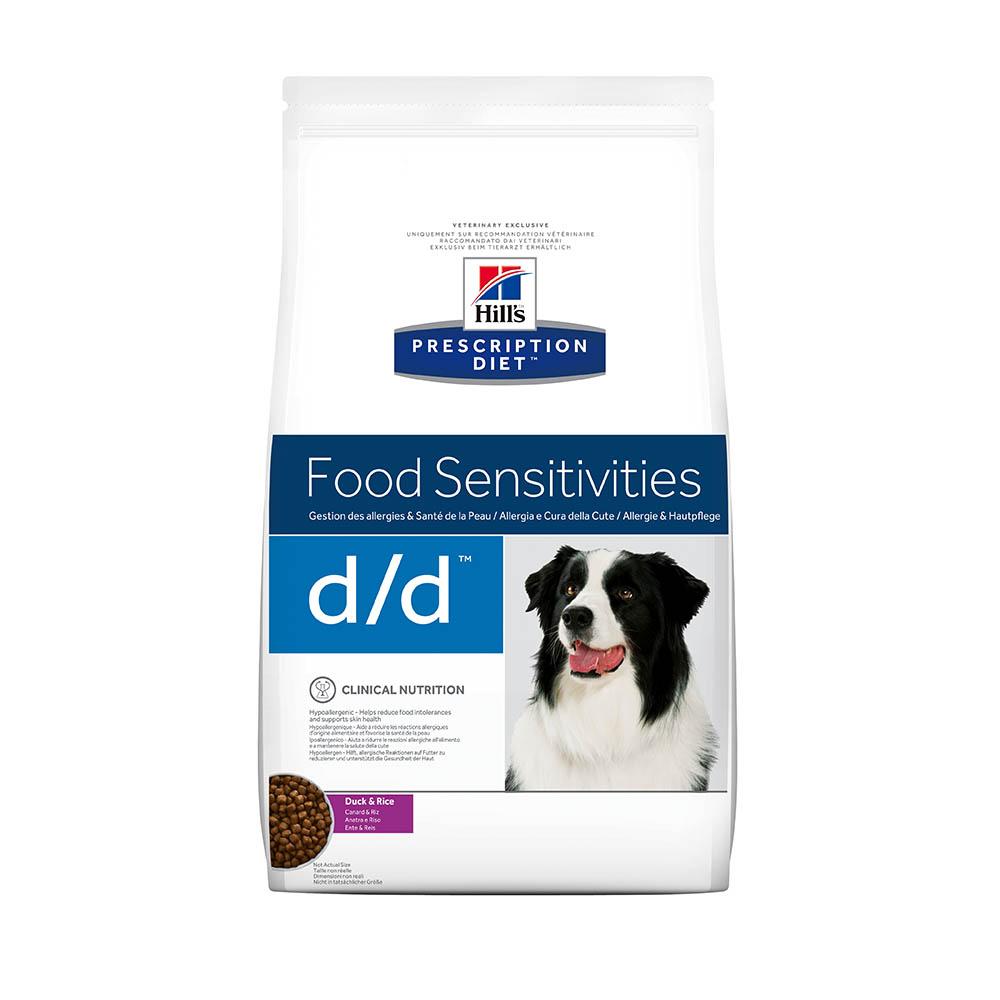 Hills Canine d/d Trockenfutter mit Ente und Reis 5 kg (Hund)