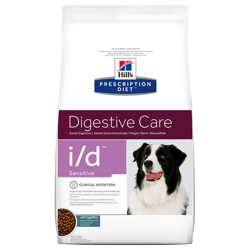 Hills Canine i/d Sensitive Trockenfutter 12 kg (Hund)