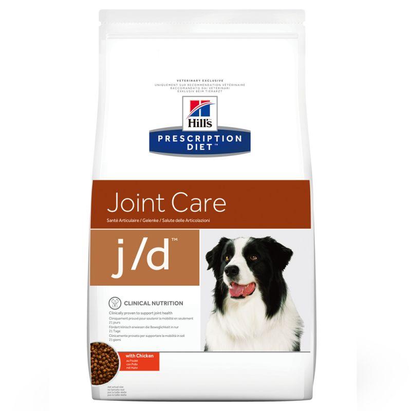 Hills Canine j/d Trockenfutter 2 kg (Hund)