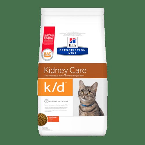 Hills Feline k/d Trockenfutter 5 kg (Katze)