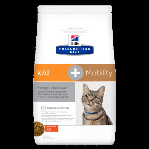 Hills Feline k/d + Mobility Trockenfutter 5 kg (Katze)
