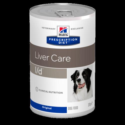 Hills Canine l/d Dosenfutter 1 x 370 g (Hund)