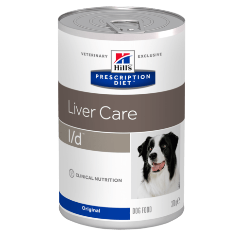 Hills Canine l/d Dosenfutter 12 x 370 g (Hund)