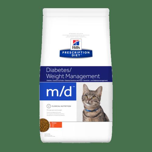 Hills Feline m/d Trockenfutter 5 kg (Katze)