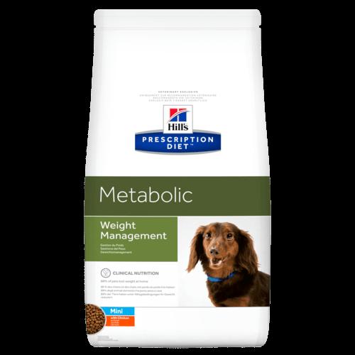 Hills Canine Metabolic Mini Trockenfutter 1,5 kg