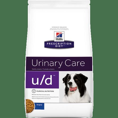 Hills Canine u/d Trockenfutter 5 kg  (Hund)