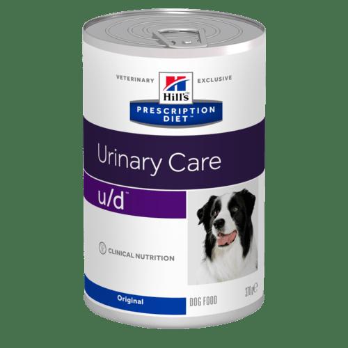 Hills Canine u/d Dosenfutter 1 x 370 g (Hund)