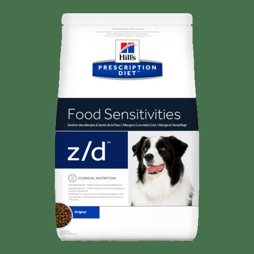 Hills Canine z/d Trockenfutter 10 kg (Hund)