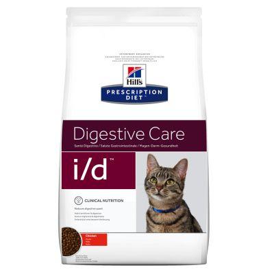 Hills Feline i/d Trockenfutter  5 kg (Katze)