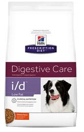 Hills Canine i/d Low Fat 1,5 kg (Hund)