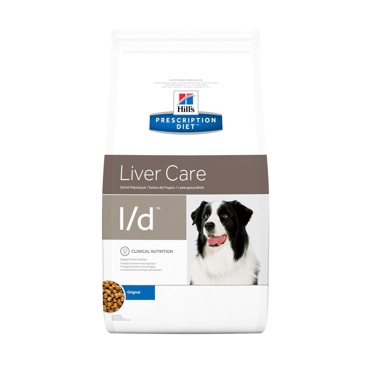 Hills Canine l/d Trockenfutter 2 kg (Hund)