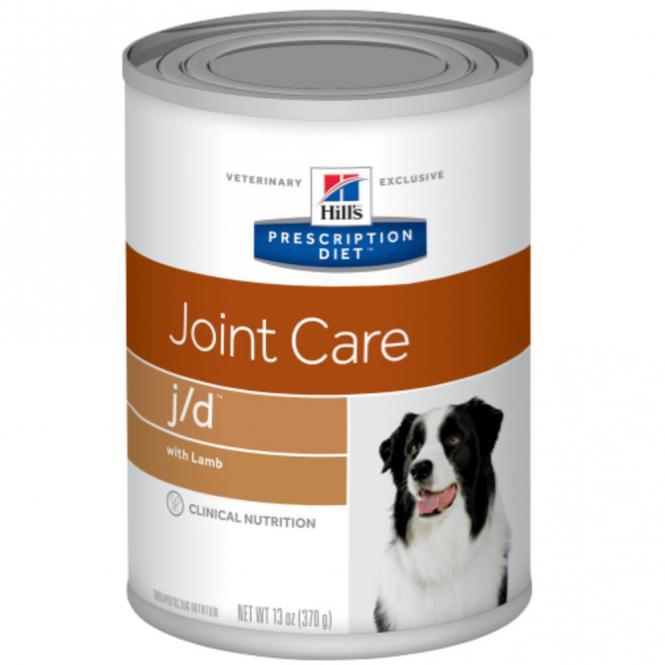 Hills Canine j/d Dosenfutter 12 x 370 g (Hund)