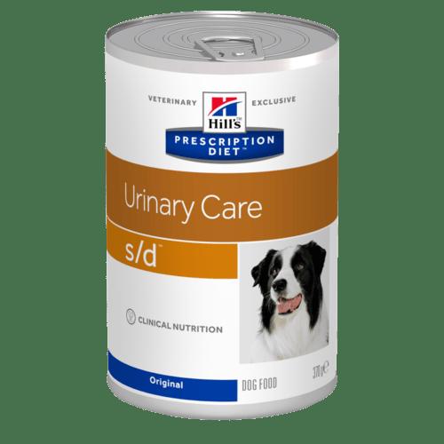 Hills Canine s/d Dosenfutter 12 x 370 g (Hund)