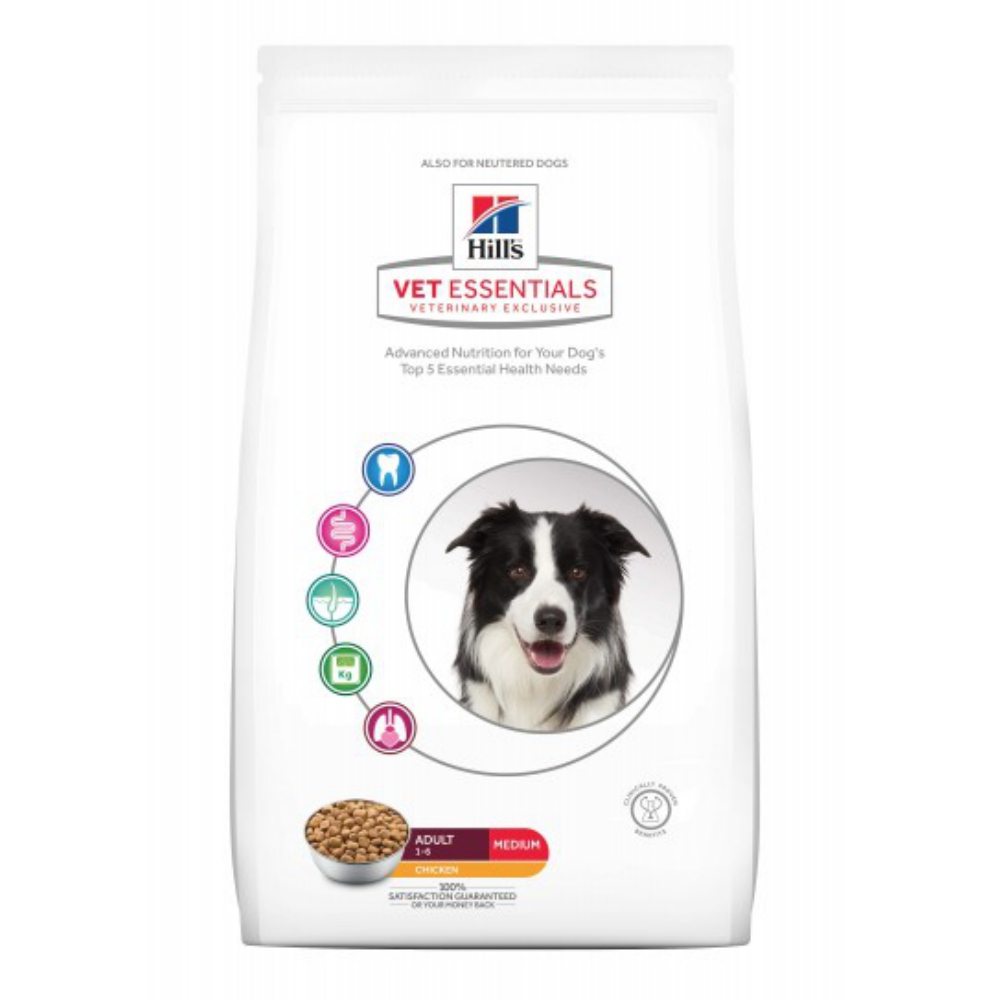 Hills VetEssentials Canine Adult Medium