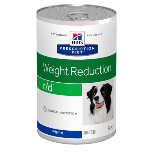Hills Canine r/d Dosenfutter  12 x 350 g (Hund)