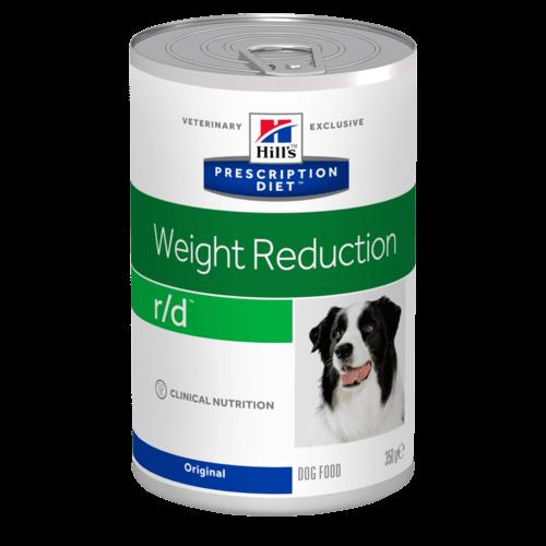 Hills Canine r/d Dosenfutter  1 x 350 g (Hund)