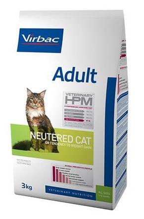 Virbac Veterinary HPM Adult Neutered Cat