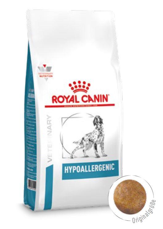 royal canin hypoallergenic hund 7 kg hund g nstig bei. Black Bedroom Furniture Sets. Home Design Ideas