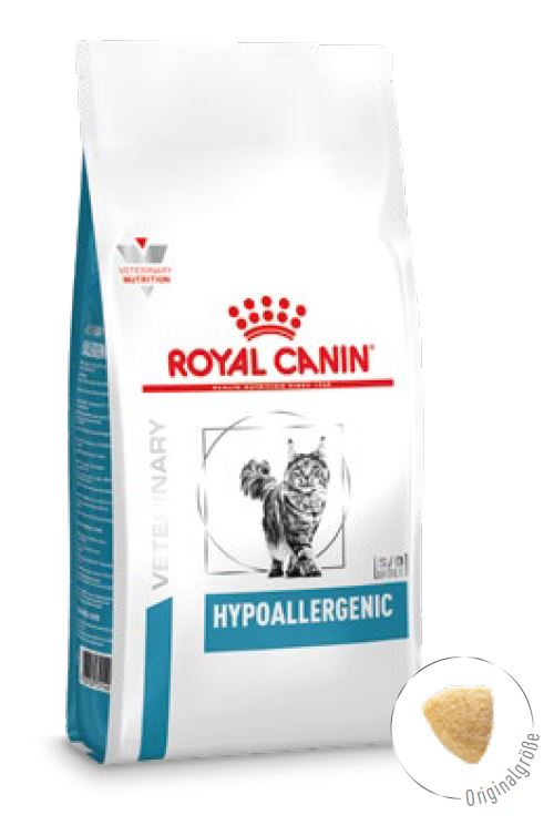 Royal Canin Hypoallergenic 400 g (Katze)