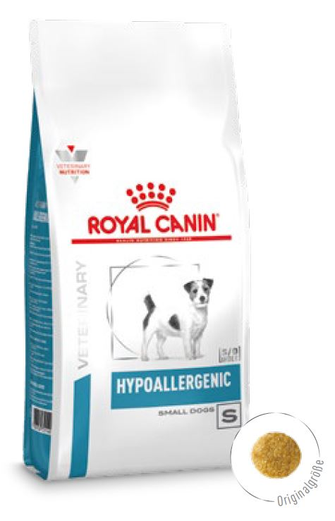 Royal Canin Hypoallergenic small Dog 1 kg