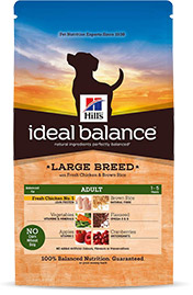 Hills Ideal Balance Canine Adult Large Breed 12kg (Hund)