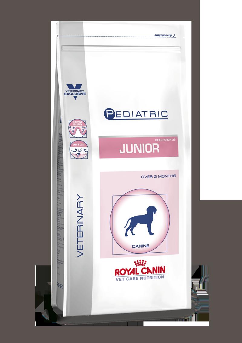 Royal Canin Vet Care Nutrition Junior Medium Dog 10 kg