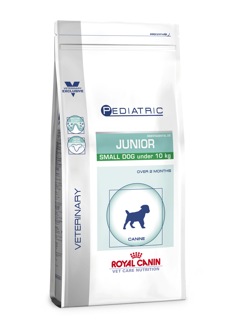 Royal Canin Vet Care Nutrition Junior Small Dog 2 kg