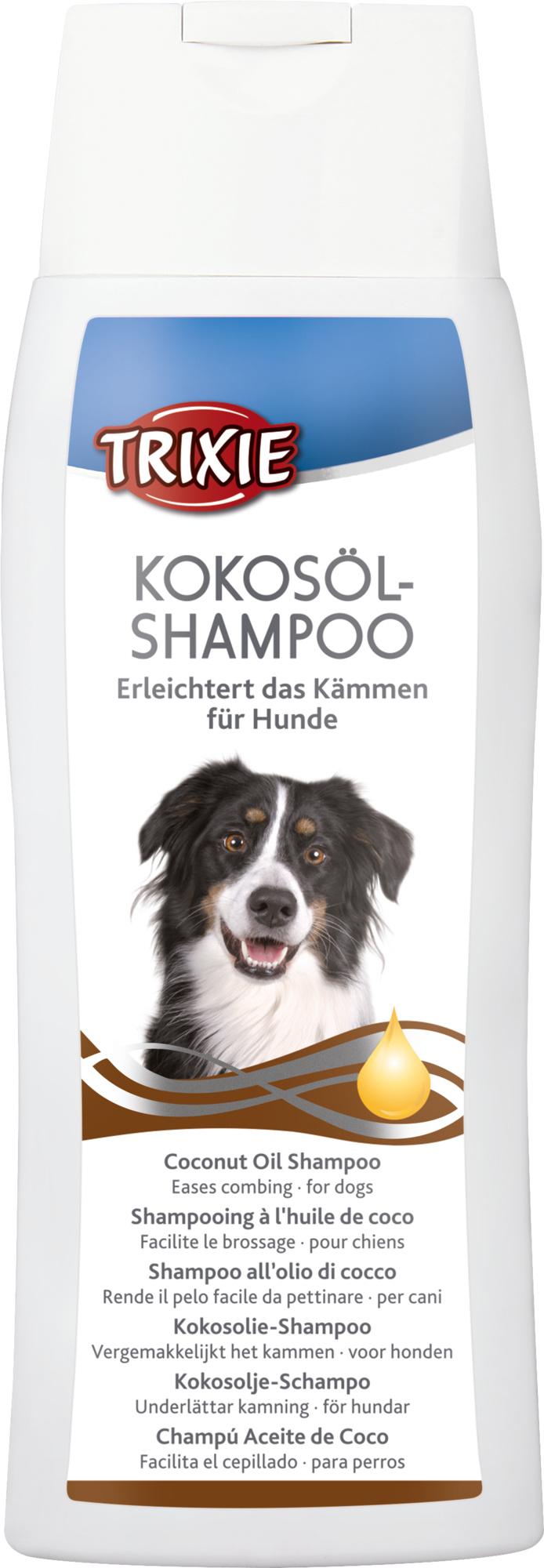 Kokosöl-Shampoo
