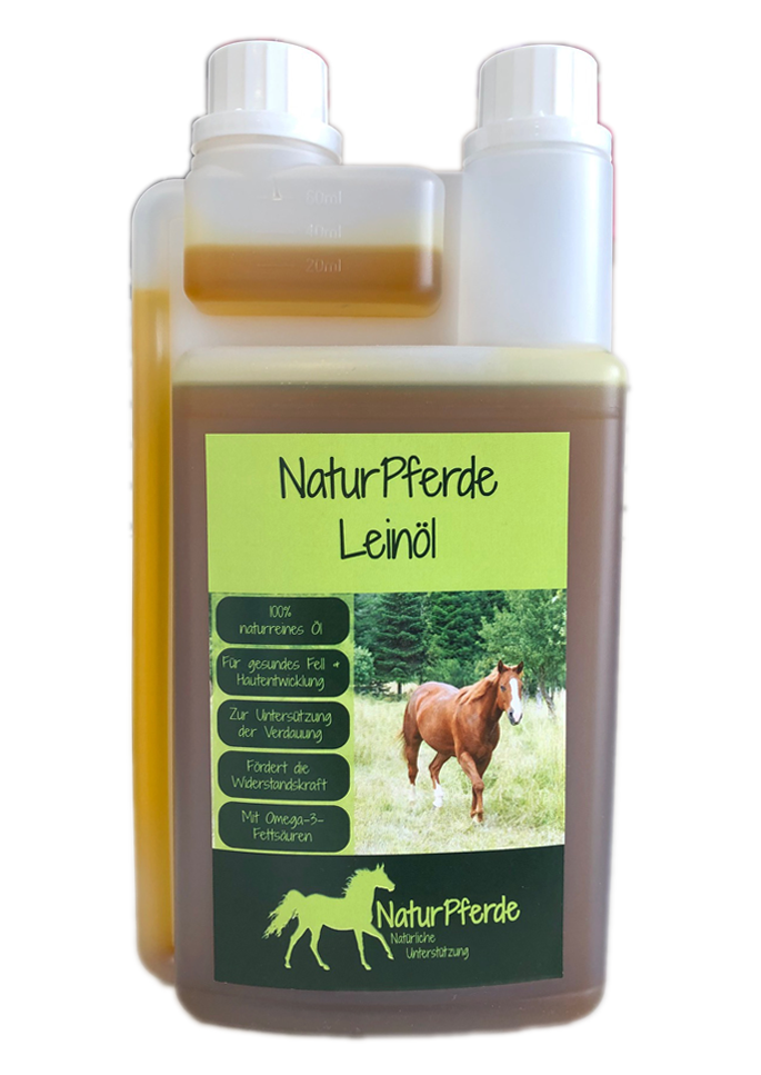 NaturPferde Leinöl