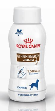 Gastro Intestinal High Energy Liquid Dog