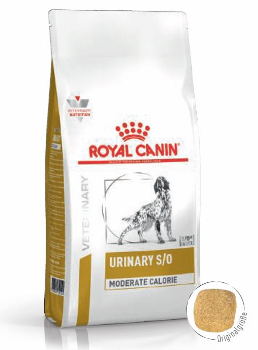 royal canin urinary s o moderate calorie 12 kg hund. Black Bedroom Furniture Sets. Home Design Ideas