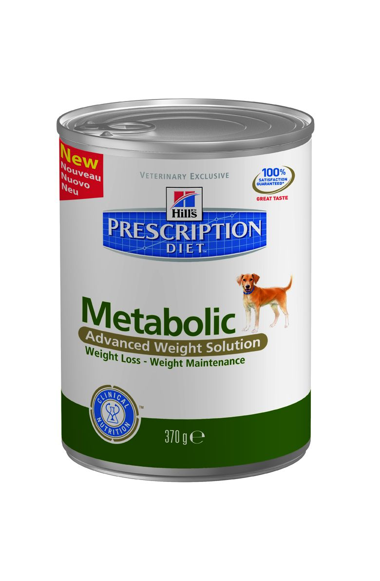 Hills Canine Metabolic Dosenfutter