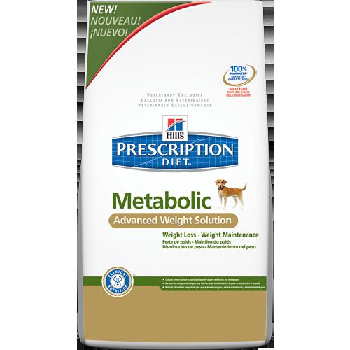 Hills Canine Metabolic 4 kg Trockenfutter