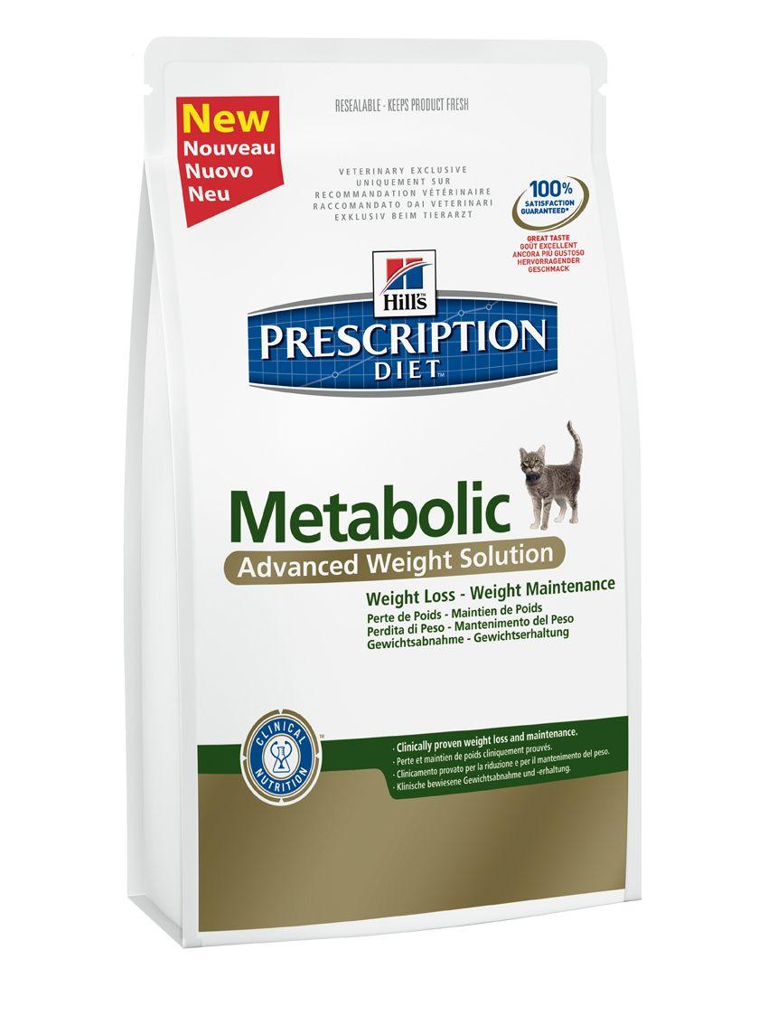 Hills Feline Metabolic Trockenfutter 4 kg (Katze)
