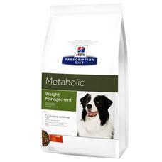 Hills Canine Metabolic 12 kg Trockenfutter