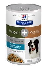 Hills Canine Metabolic + Mobility Ragout Thunfisch mit Gemüse