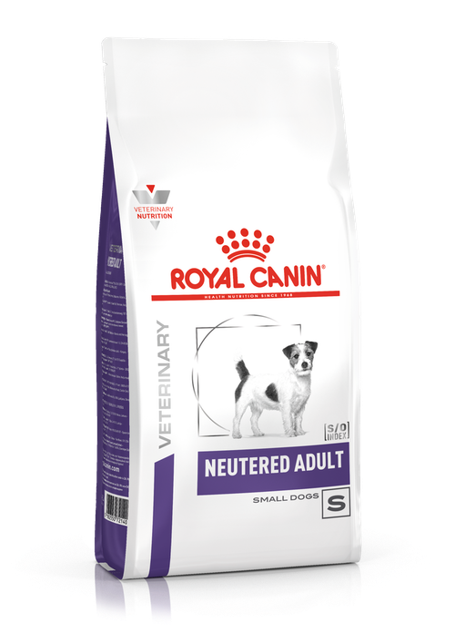 Royal Canin Vet Care Nutrition Neutered Adult Small Dog 3,5 kg