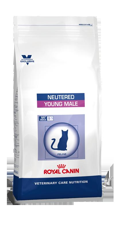 Royal Canin Neutered Young Male Feline 10 kg 10 kg