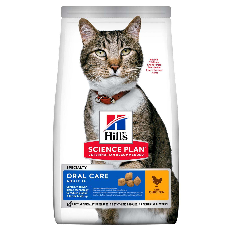 Hills Science Plan Katze Adult Oral Care