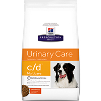 Hills Canine c/d 2 kg (Hund)