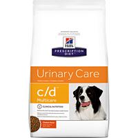 Hills Canine c/d Trockenfutter 5 kg (Hund)