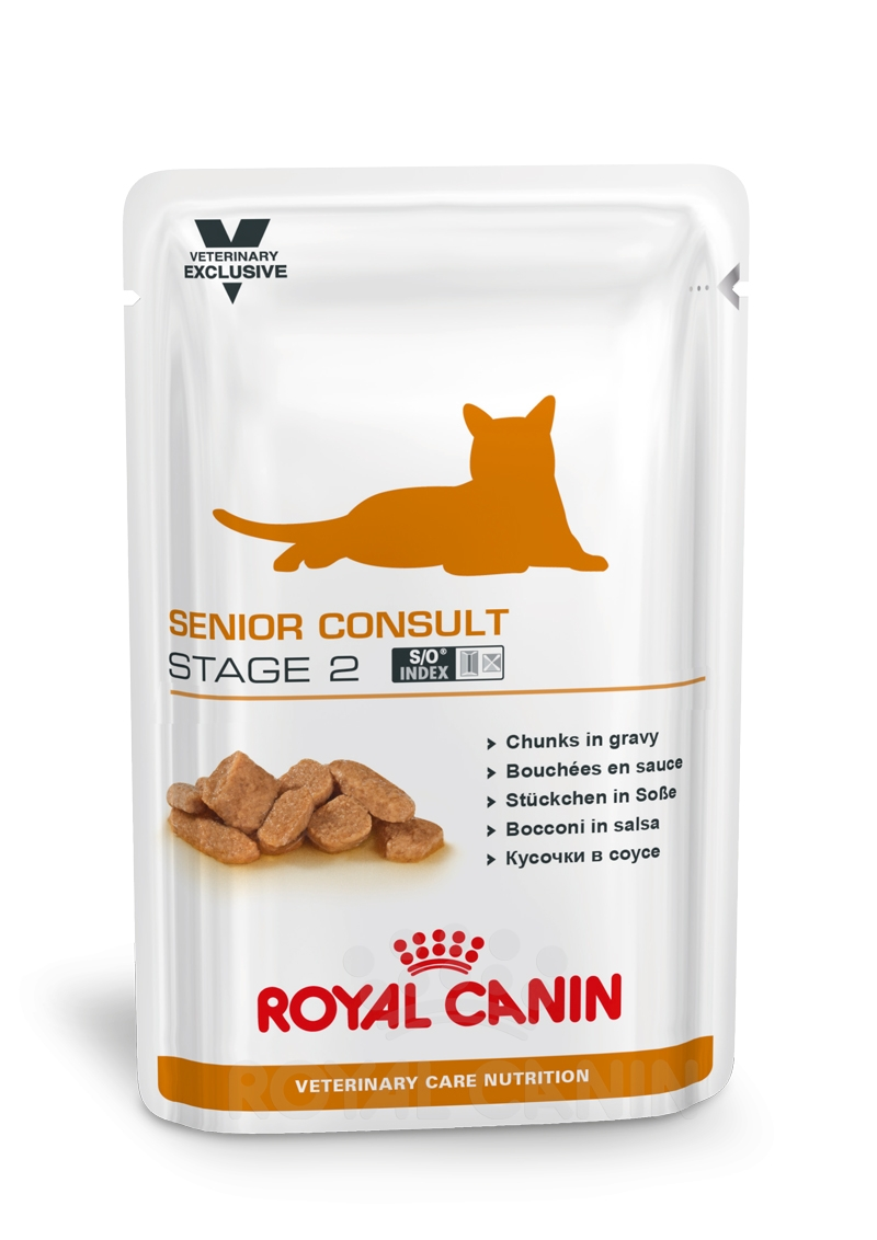 Royal Canin Senior Consult Stage 2 12x100g